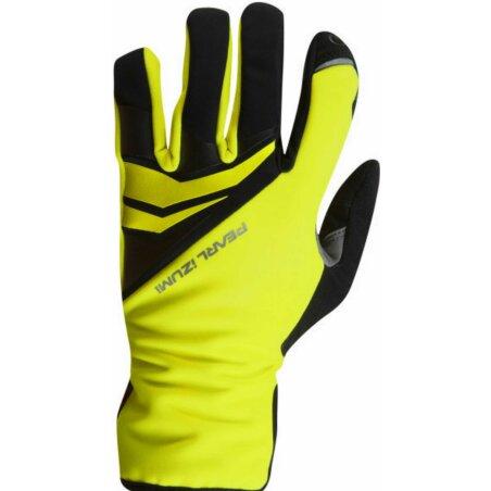Pearl Izumi ELITE Softshell Gel Glove Screaming Yellow
