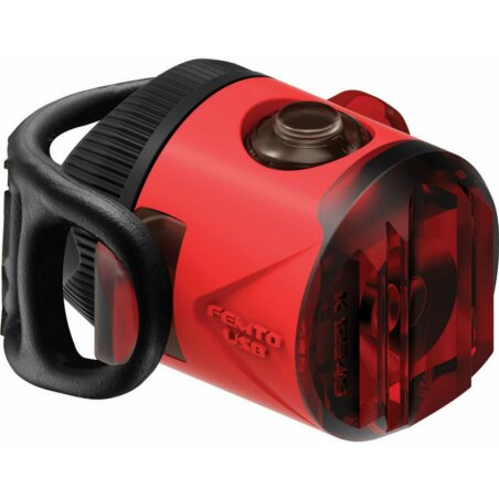 Lezyne LED Femto Drive StVZO Rücklicht rot rotes...