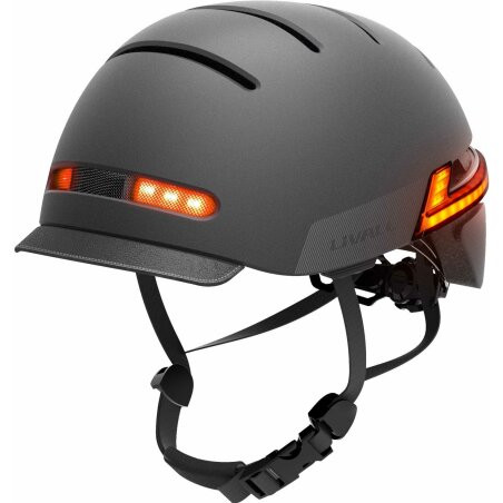 Livall BH51M Neo Helm + BR 80 Fernbedienung schwarz