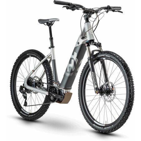 "Husqvarna Gran Sport 5 E-Bike 27,5""  Silver..."
