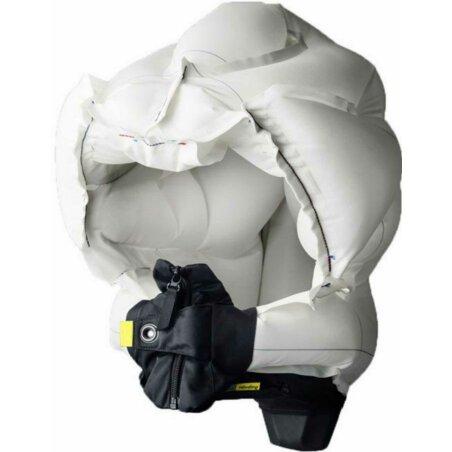 Hövding Airbag 3 Helm inkl. Schal schwarz