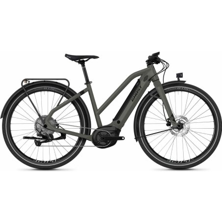"""Ghost Hybride Square Travel B4.7+ AL W E-Bike 27,5""""..."""