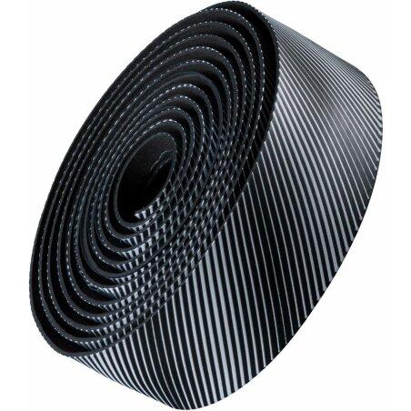 Bontrager Gel Cork Graphic Lenkerband Black/Grey