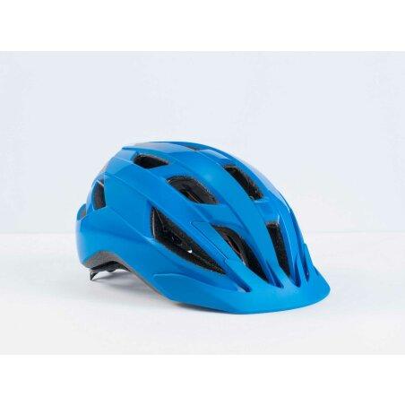 Bontrager Solstice MIPS Bike Helm Waterloo Blue