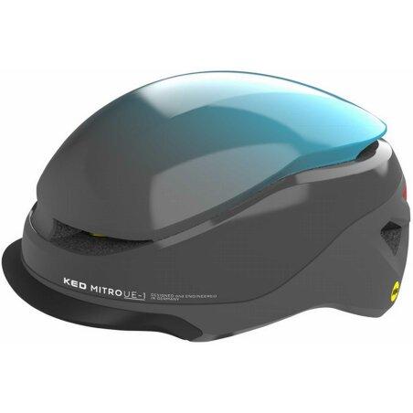 KED Mitro UE-1 Helm blue grey