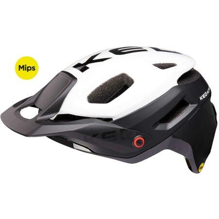 KED Pector ME-1 MTB-Helm black white