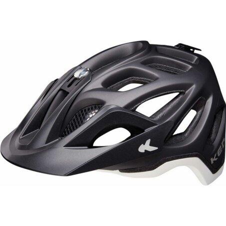 KED Trailon Helm black white matt