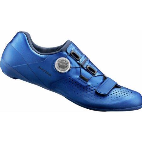 Shimano SH-RC500 Rennrad Schuh BLUE