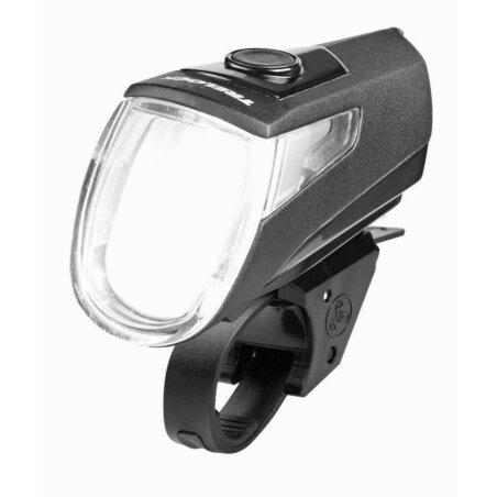 Trelock LS 360 I-GO® ECO 25 AKKU USB BLACK Frontlicht