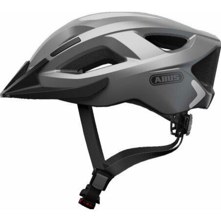 Abus Aduro 2.0 Helm glare silver