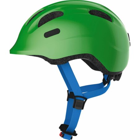 Abus Smiley 2.1 Kinder-Helm sparkling green