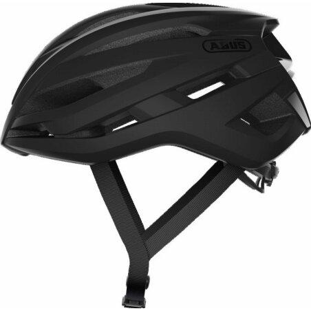 Abus StormChaser Rennrad-Helm velvet black