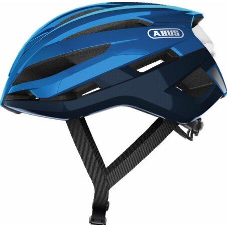 Abus StormChaser Rennrad-Helm steel blue