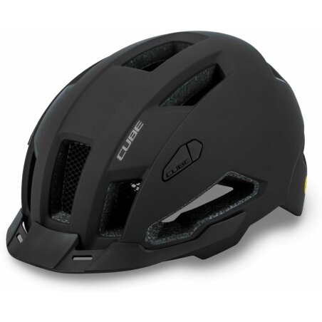 Cube Helm EVOY HYBRID black