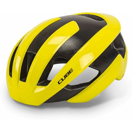 Cube Helm HERON yellow