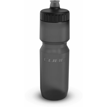 Cube Trinkflasche Feather 0.75l black