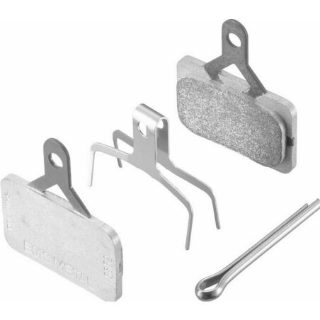 Shimano E01S Metal Scheibenbremsbeläge 1 Paar