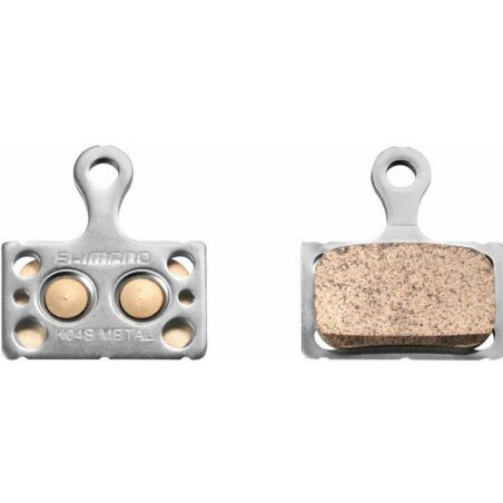 Shimano K04S Metall Scheibenbremsbeläge 1 Paar