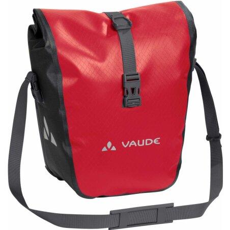 VAUDE Aqua Front Vorderradtasche red