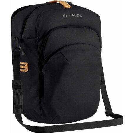 VAUDE eBack Single Gepäckträgertasche black