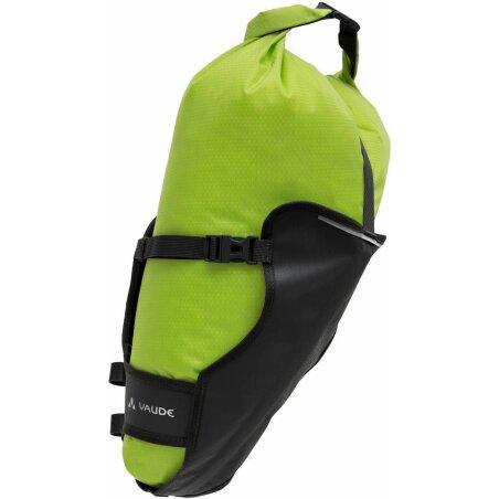 VAUDE Trailsaddle Satteltasche black/green
