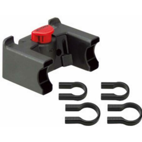 KLICKfix Lenkeradapter Universal schwarz