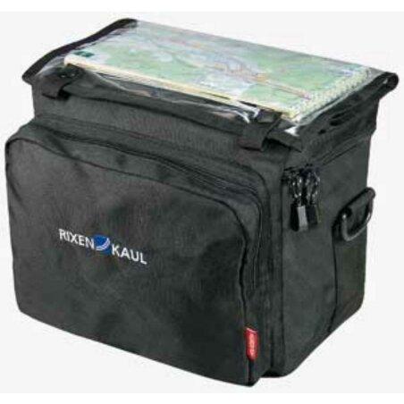 Klickfix Daypack Box Lenkertasche schwarz