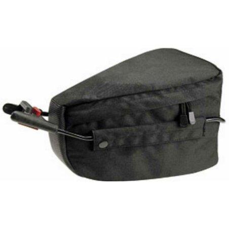 KLICKfix Contour Mudguard Sattelstütztasche schwarz