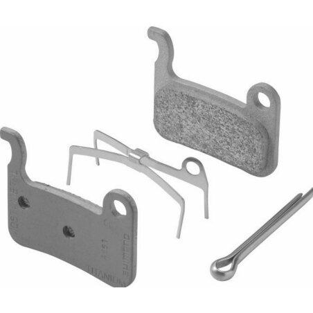 Shimano M06 Metall Scheibenbremsbeläge 1 Paar