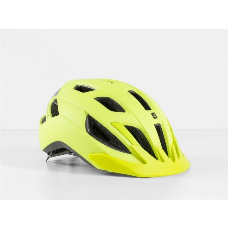 Bontrager Solstice MIPS Helm Radioactive Yellow