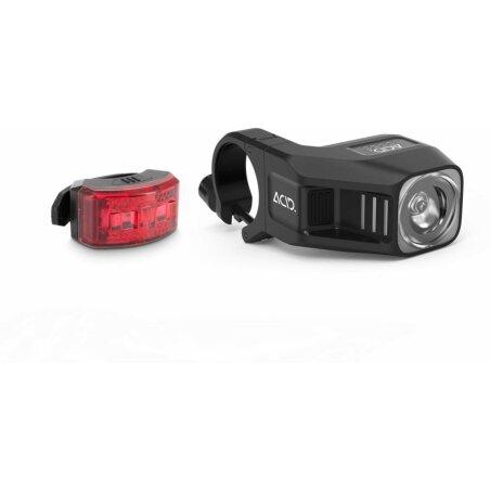 ACID Beleuchtungsset PRO 80 black