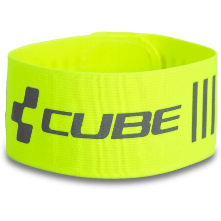 Cube Safety Band yellow