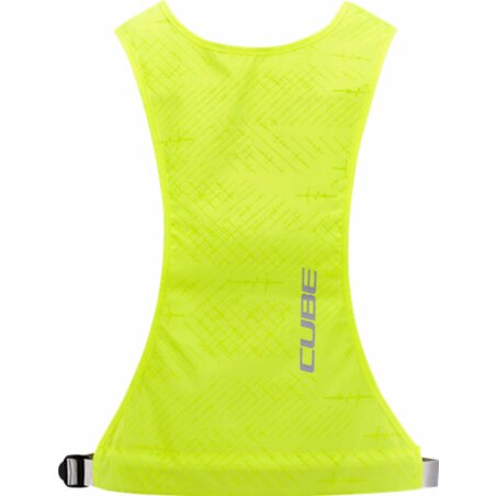 Cube Safety Weste Standard yellow