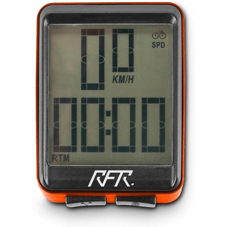 RFR Fahrradcomputer wireless CMPT orange
