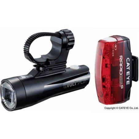Cat Eye Beleuchtungsset Gvolt 70.1 Lux + Micro G