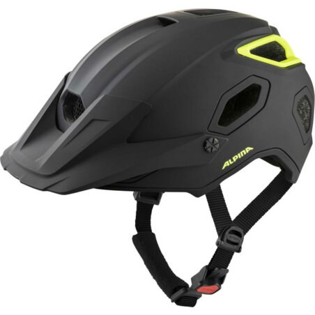 Alpina COMOX black-neon matt