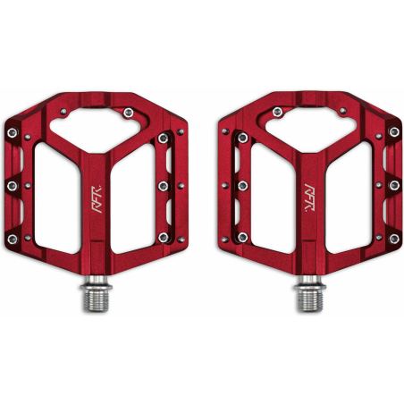 RFR Pedale Flat SL 2.0 red