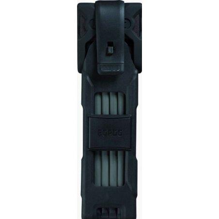 Abus Bordo Plus 6000 ST Faltschloss 90 cm schwarz standard