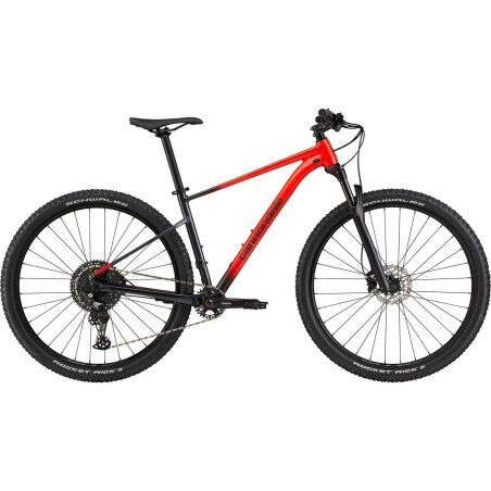 """Cannondale 29 M Trail SL 3 29"""" Rally Red"""