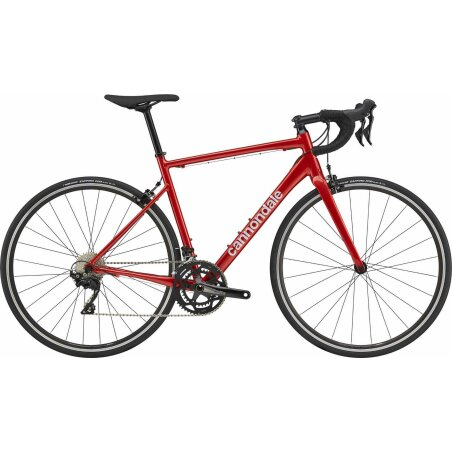 Cannondale CAAD Optimo 1 700c Candy Red