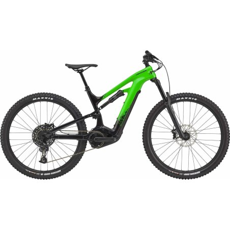 """Cannondale Moterra Neo 3 Plus 29"""" Green"""