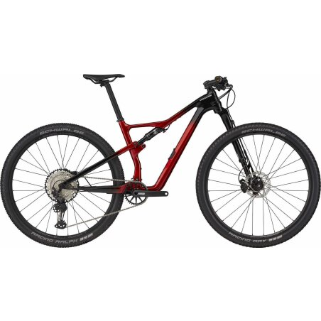 Cannondale Scalpel Carbon 3 Candy Red