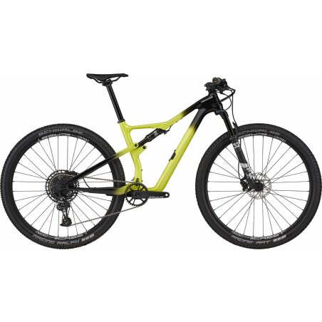 Cannondale Scalpel Carbon 4 Highlighter