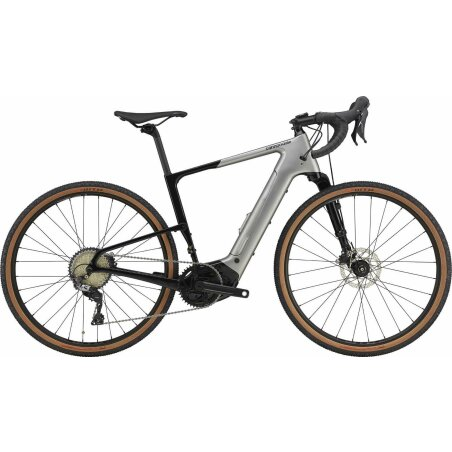 Cannondale Topstone Neo Carbon Lefty 3 650b Grey