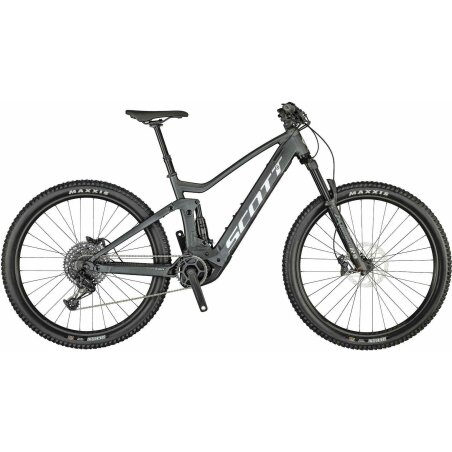 "Scott Bike Strike eRIDE 930 black (EU) 29"" granite..."