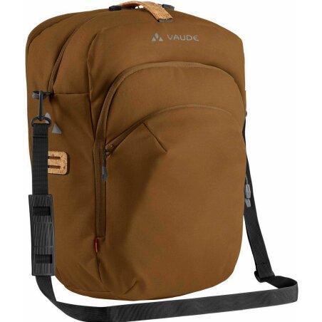 VAUDE eBack Single Gepäckträgertasche umbra