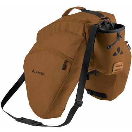 VAUDE eSilkroad Plus Gepäckträgertasche umbra