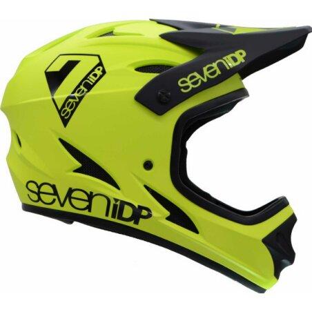7iDP Helm M1 für Jugendliche gelb-schwarz