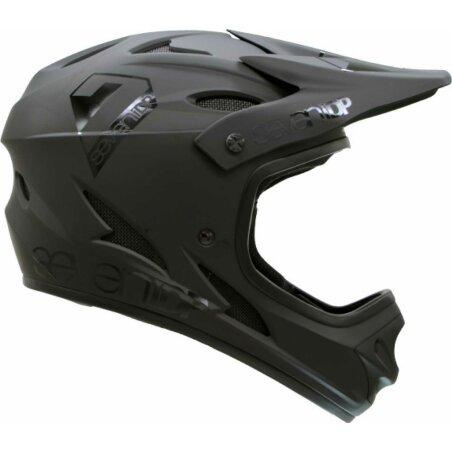 7iDP Helm M1 für Jugendliche schwarz