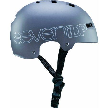 7iDP Helm M3 dunkelgrau-schwarz